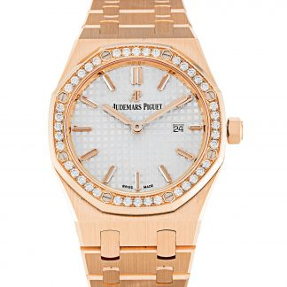 Audemars Piguet Royal Oak nuovi orologi donna oro rosa con diamanti 67651OR.ZZ.1261OR.01