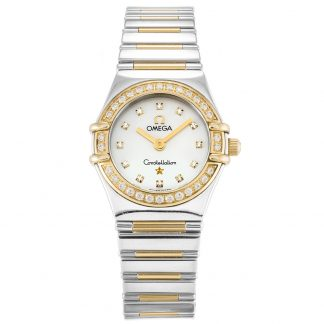 Omega Constellation falsi orologi donna Acciaio inossidabile 316 1365.75.00